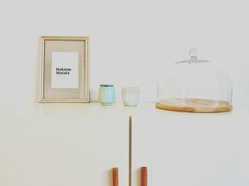 Skandi Sideboard / Hakuna Matata / Very white