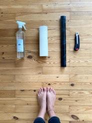 DIY Ingredients / Tisch-Makeover Zubehör